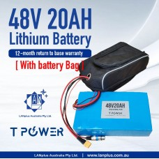 48V 20AH 960wh Lithium Battery for eBike Electric Scooter Mobility Bicycle > 48v 10ah ebike battery